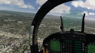 F-18 California Flight [Aerofly FS 2] PC HD Texture Pack