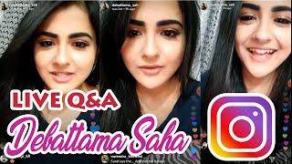 Debattama Saha (Pari) Instagram Live Q&A (2019-12-27)