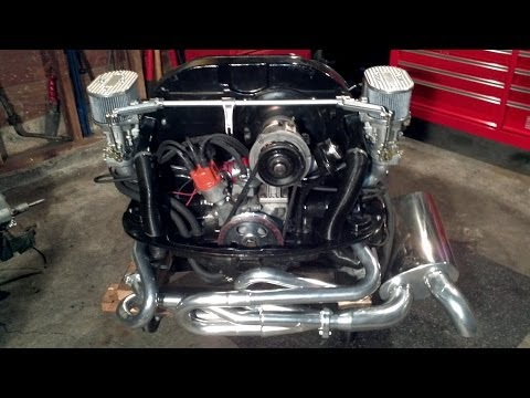 Vintage VW Bus Engine Modifications Pt. 3 Assembly - DIY German Aircooled Garage #9 - 3