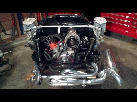 Vintage VW Bus Engine Modifications Pt  3 Assembly - DIY German Aircooled  Garage #9 - 3