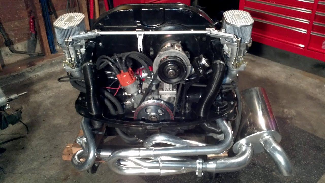 Vintage Vw Bus Engine Modifications Pt 3 Assembly Diy