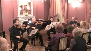 П  И  Чайковский   `Сидел Ваня` 2 я часть из 1 го струнного квартета