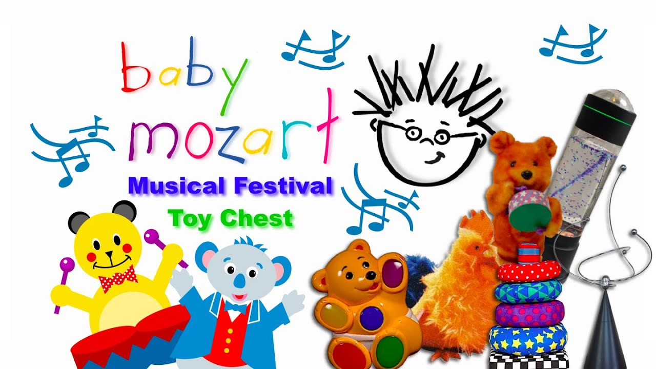 Baby Mozart Toy Chest - YouTube