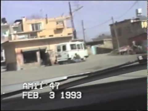 Incirlik, Turkey - February 1993