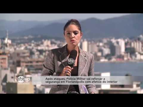Após ataques, Polícia Militar vai reforçar segurança em Florianópolis