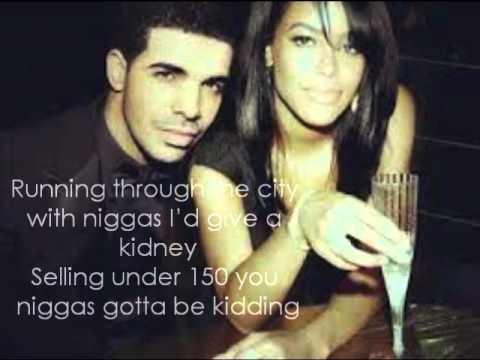 Drake ft. Aaliyah enough said lyrics