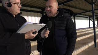 POST MATCH INTERVIEW - Hampton & Richmond 2-4 Oxford City