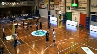 18-04-2014: Semifinale SOL LUCERNARI MONTECCHIO (VI) - EMMA VILLAS CHIUSI (SI)