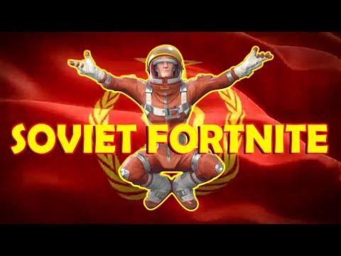SOVIET FORTNITE