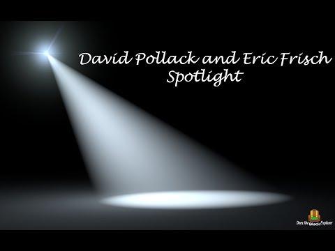 David Pollack and  Eric Frisch - Spotlight