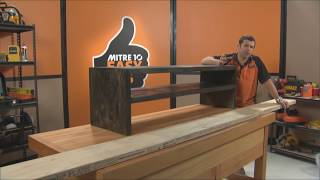 How To Build A TV Cabinet