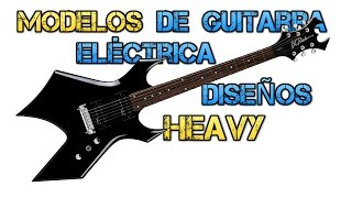 Guitarras Heavy B C Rich Warlock Mockingbird Y Bich Youtube