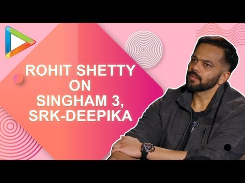 Next with SRK-Deepika? Singham 3? Movie with Hrithik Roshan? Rohit Shetty answers Twitter questions