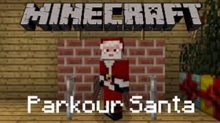 Minecraft: Parkour Santa (Smart Moving Mod)