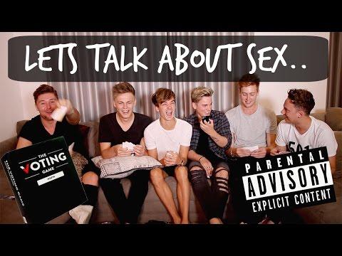 LETS TALK ABOUT SEX..