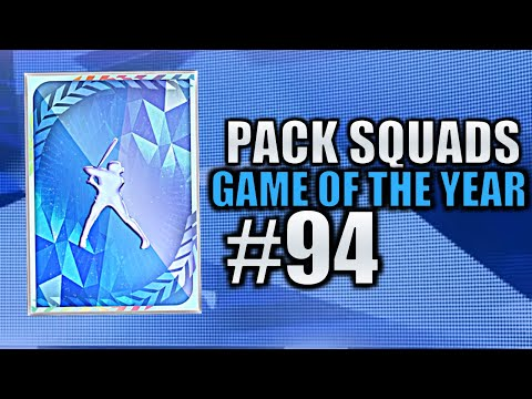 UNBELIEVABLE GAMEPLAY! DIAMOND PULL! Pack Squad #94 MLB The Show 19!