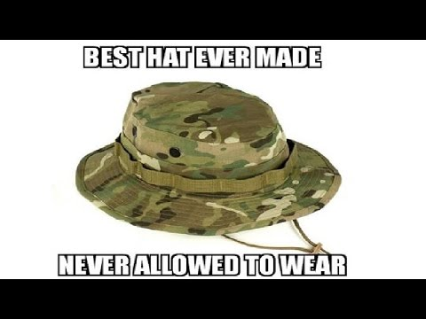 How To Stiffen A Boonie Hat