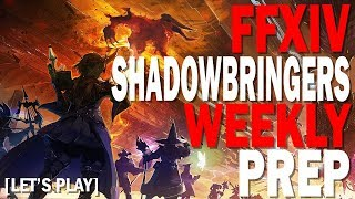 FFXIV Shadowbringers Hype | Tokyo FanFest 2019 Hype | Let's Play FFXIV | Prepping for Shadowbringers