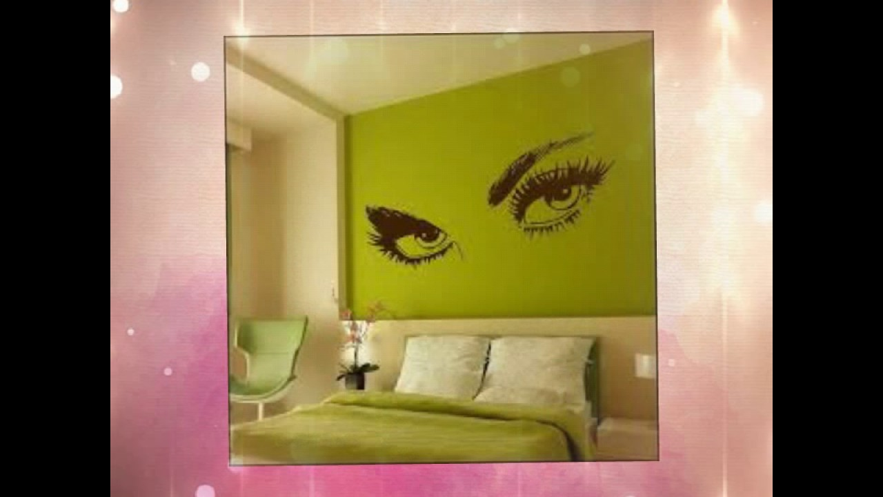 Home decor wall craft items homemade - YouTube