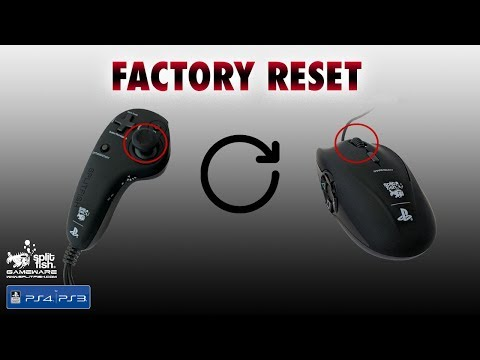 How To Do A Factory Reset On The FragFx Piranha PS4