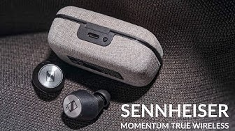 Trên tay Sennheiser Momentum True Wireless