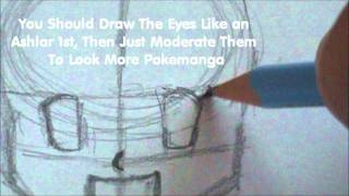 How To Draw Pokemon Trainer Dawn - Thematafata #41