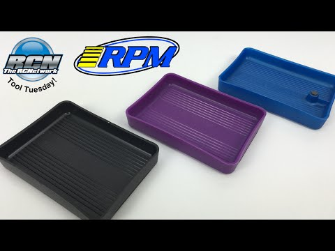 Tool Tuesday EP46 - RPM Magnetized Parts Tray
