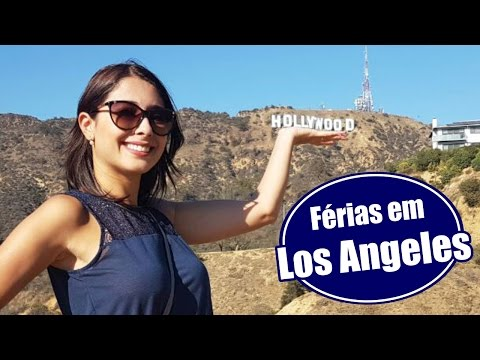 Vlog de Los Angeles: Hollywood, Calçada da Fama, Venice, Santa Monica, Beverlly Hills e Rodeo Drive