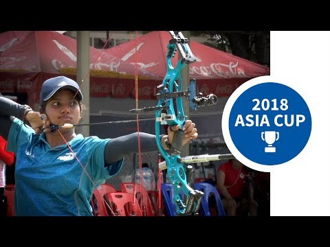 Recurve and compound finals | Bangkok 2018 Asia Cup stage 1
