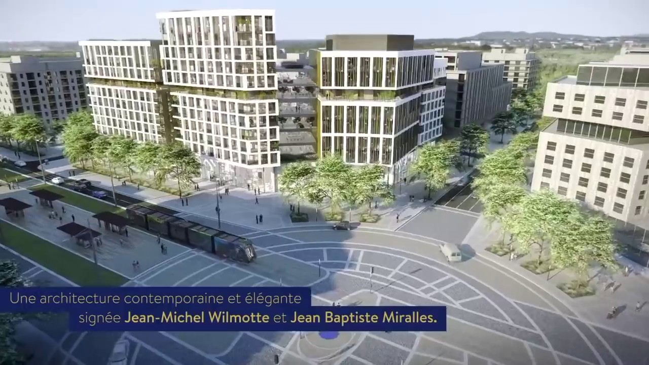 L 39 environnement palomaya port marianne montpellier - Horaire poste montpellier port marianne ...