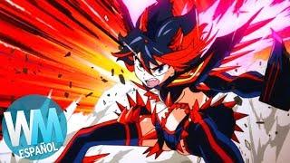 ¡Top 10 Series de Anime Para VER SIN PARAR!