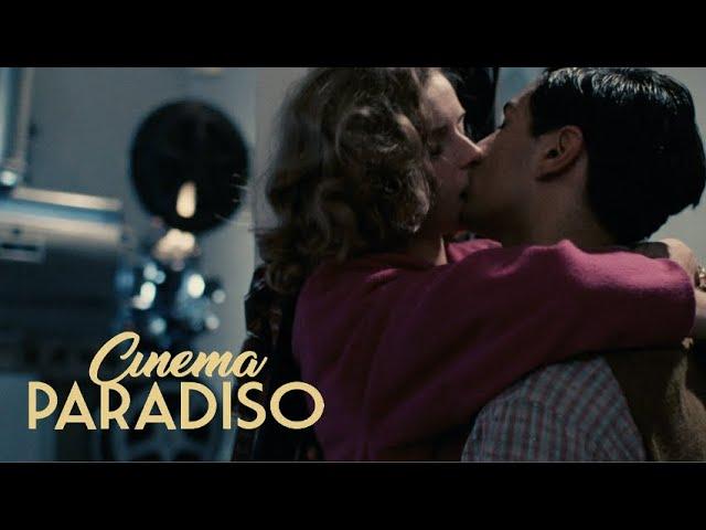 Cinema Paradiso Official Trailer Youtube