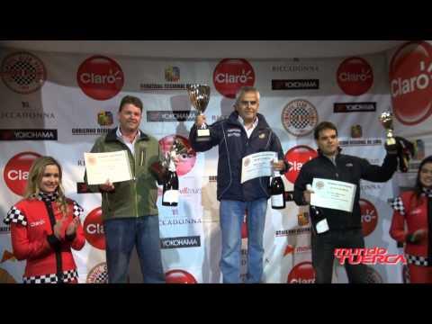 Premiación Campeonato de Rally ACP 2014