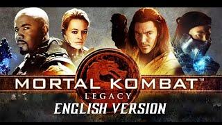 Mortal Kombat Legacy English Version