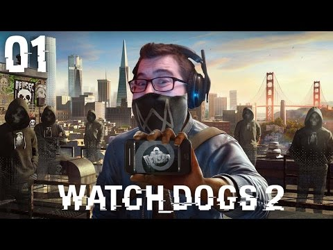 CRINGE MASTERS - WATCH DOGS 2 - EP 1