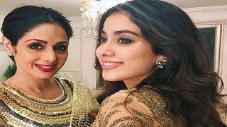 What? Sridevi wants 20 yr old daughter Jhanvi Kapoor to get married!
