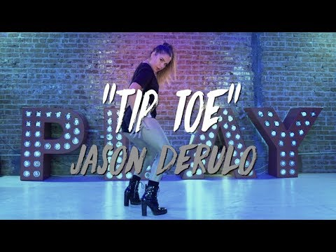 Jason Derulo - 'Tip Toe' | Nicole Kirkland Choreography