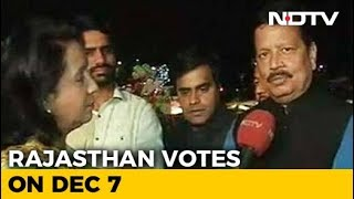Is Notes Ban A Factor In Rajasthan Elections?