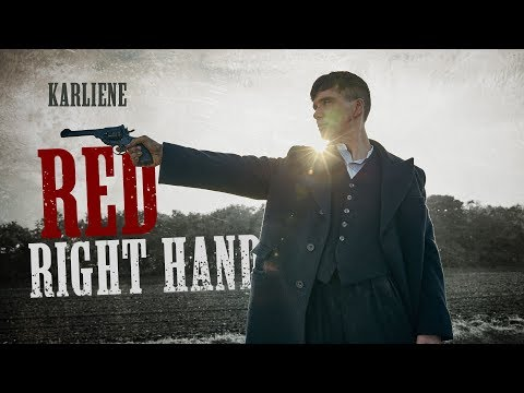 Karliene - Red Right Hand