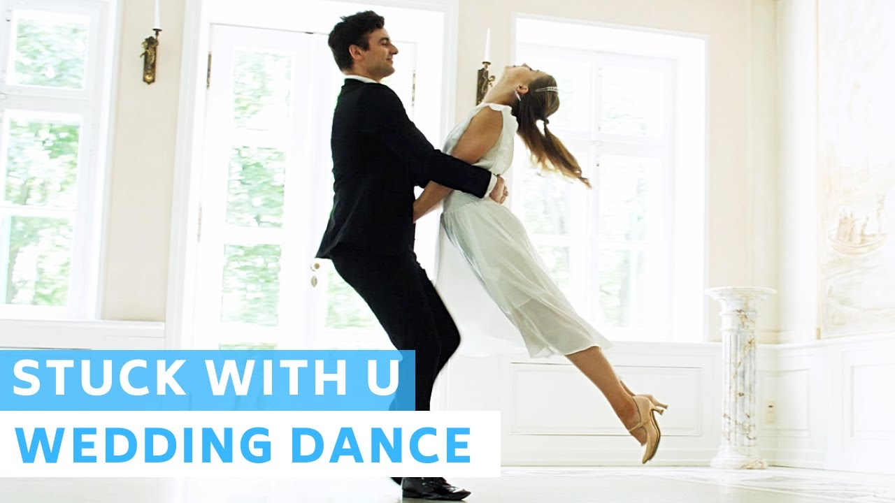 Ariana Grande & Justin Bieber - Stuck with U | Waltz | Wedding Dance Choreography | First Dance I