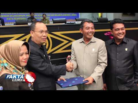Sidang Paripurna Ke 11 DPRD Kota Pekanbaru