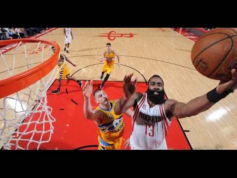 James Harden Goes OFF For 39 Points And 11 Assists! | March 20, 2017