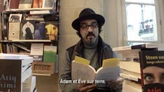 Atiq Rahimi Syngué Sabour Pierre de Patience