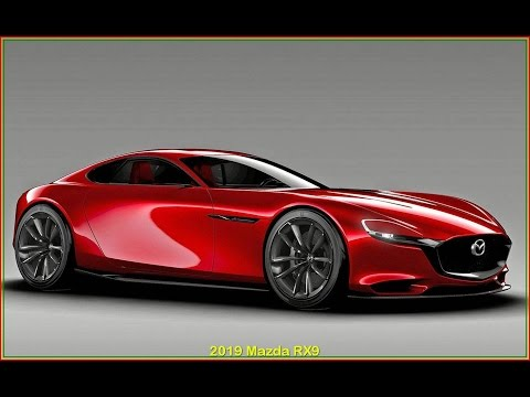 MAZDA RX 9 2019 - New  2019  MAZDA RX-9 Reviews Automotive News