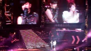 [HD] 合唱IN YOUR EYES楊丞琳 羅志祥2010舞法舞天香港演唱會