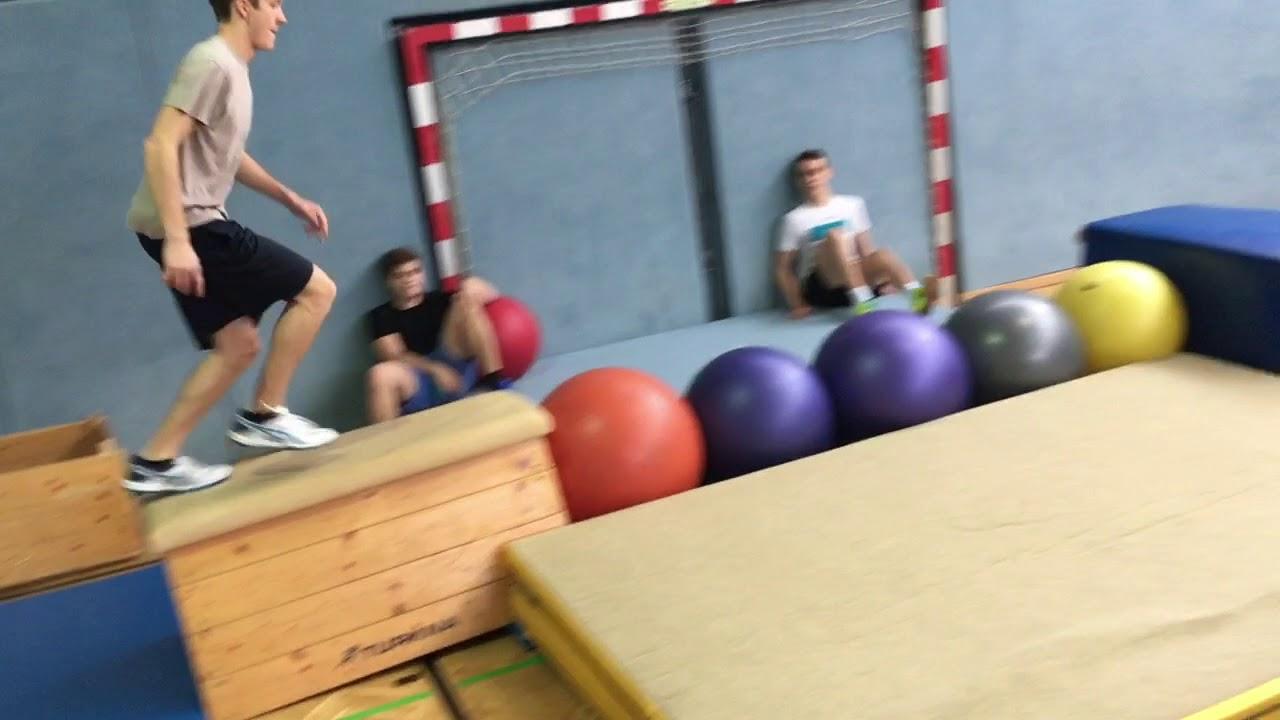 Ninja Warrior goes school  Sportunterricht