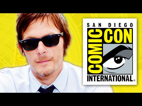 Walking Dead Season 5 Comic Con 2014 Preview