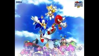 Sonic Heroes Açılış Müziği Türkçe Altyazılı