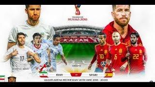 Dự đoán KẾT QUẢ Tây Ban Nha vs Iran World Cup 2018: Chiến thắng DỄ DÀNG, xứng danh cựu VÔ ĐỊCH
