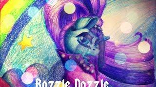 """MLP Speedpaint: Countess Coloratura """"Razzle Dazzle"""""""